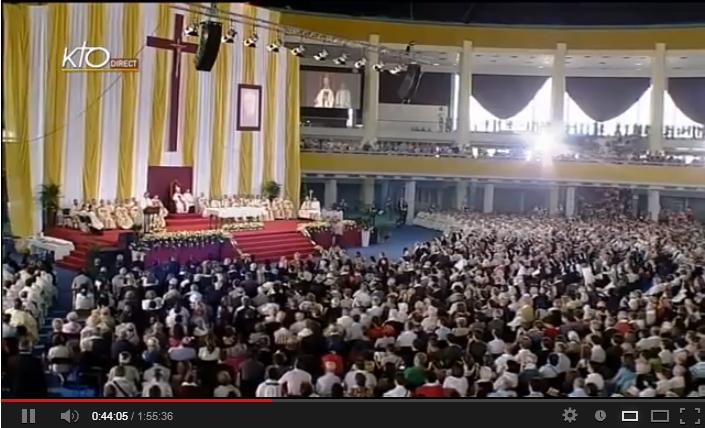 Slujba de beatificare a Monsenirului Vladimir Ghika