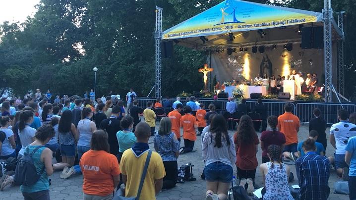 Impresii și mărturii ale tinerilor din Arhieparhia de Alba Iulia și Făgăraș, participanți la INTC