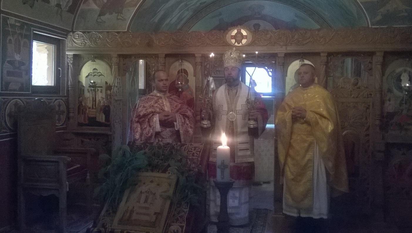 FOTO: Sărbătoarea Crucii la Stânceni