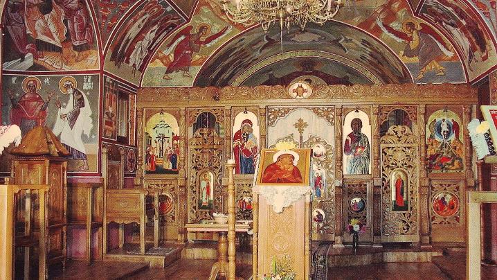 Schitul carmelitan Stânceni. Hramul Bisericii Sanctuarului Arhiepiscopal Major