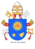 Stema şi moto-ul Papei Francisc, omagiu adus îndurării divine
