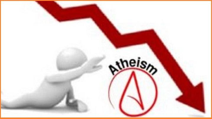 Ateismul este pe cale de dispariție. Rezultatul unei cercetări