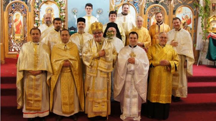 30 de ani de preoţie şi 20 de ani de episcopat al PSS John Michael Botean. Hirotonirea tânărului Adrian Roşca