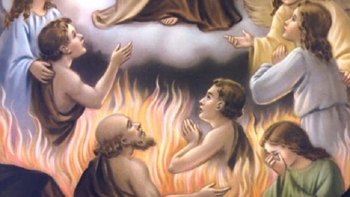 Luna Noiembrie: ajutorarea prin rugăciune a celor răposaţi
