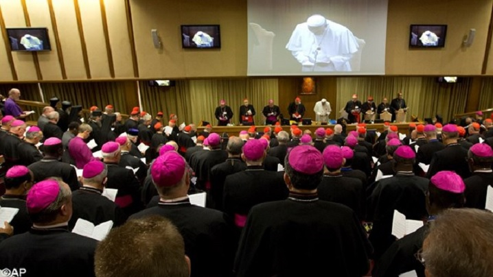 Papa Francisc: Sinodul nu este un parlament, să facem loc Spiritului Sfânt!