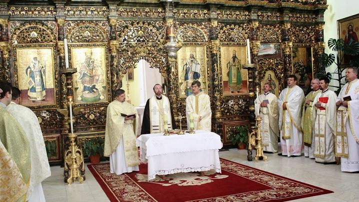 """25 de ani de la întoarcerea acasă a Catedralei Arhiepiscopale Majore """"Sfânta Treime"""" Blaj"""