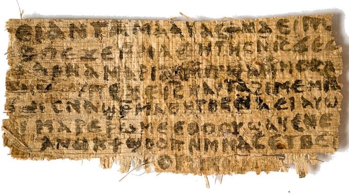 Cea mai veche rugăciune creștină