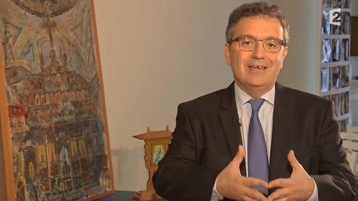 VIDEO: Greco-catolicii români la Televiziunea Franceză de sărbătoarea Adormirii Maicii Domnului