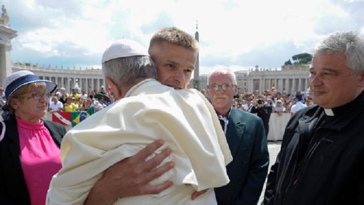 Condamnat pe nedrept, eliberat prin mijlocirea Sfântului Ioan Paul al II-lea