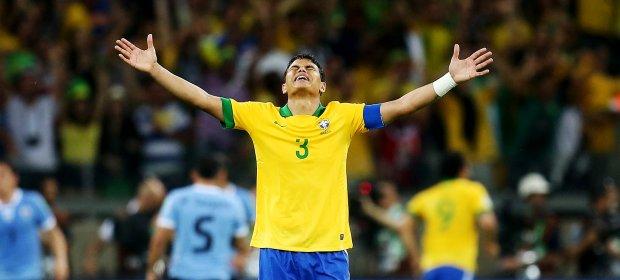 Brazilia este la fel de puternică precum Thiago Silva