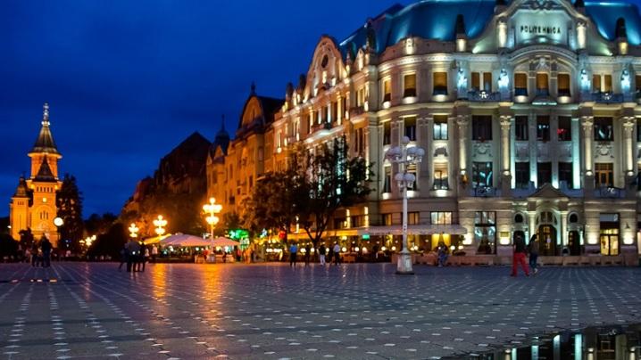 Timisoara a fost desemnată Capitală Europeană a Culturii 2021