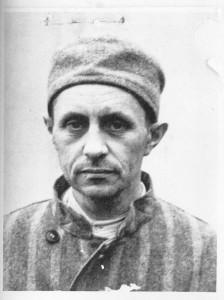 Fotografia autentică din penitenciar a Episcopului martir Tit Liviu Chinezu