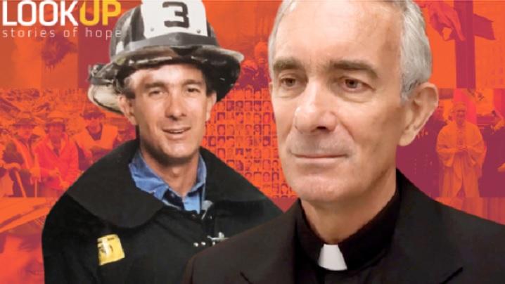 11 septembrie: înconjurat de foc și ruine, îl găsește pe Dumnezeu și devine preot