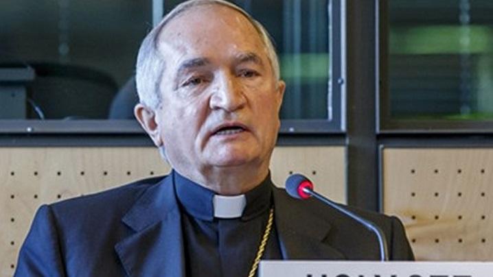 Observatorul permanent al Vaticanului la ONU, în vizită la Baia Mare