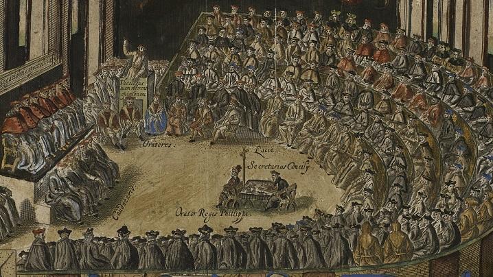Restaurarea instituțiilor prin sfințenie și nu a sfințeniei prin instituții