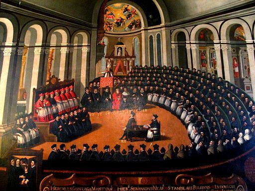 """Căsătoria şi """"cea de-a doua nuntă"""" la Conciliul din Trento (I)"""