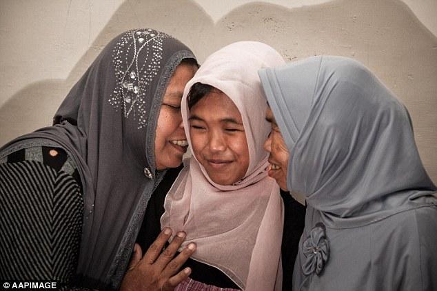O tânără a fost găsită la 10 ani după Tsunami-ul din 2004