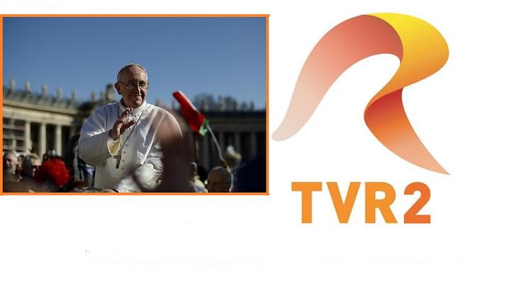 ANUNȚ: TVR2 va transmite în direct de la Vatican Liturghia de inaugurare a Anului Milostivirii