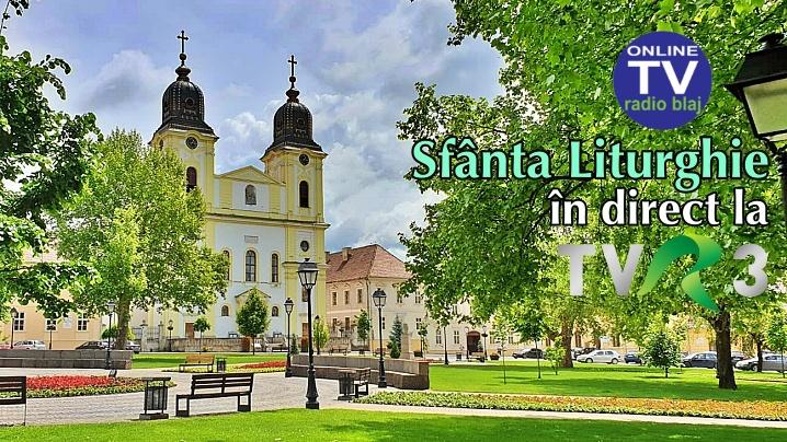 Duminică, 5 iulie, ora 8:45, Sf. Liturghie, Catedrala Arhiepiscopală Majoră