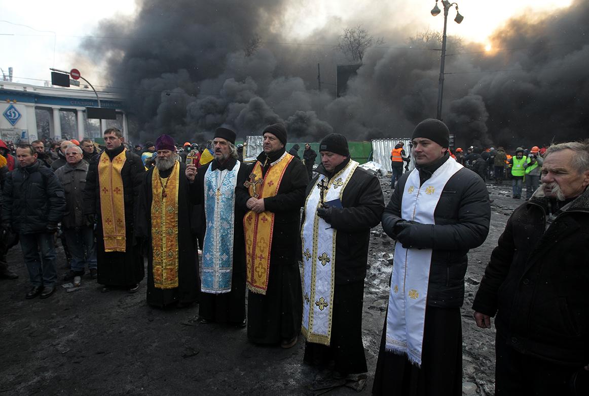 UCRAINA: Preafericitul Sviatoslav Shevchuk îi scrie Cardinalului Lucian