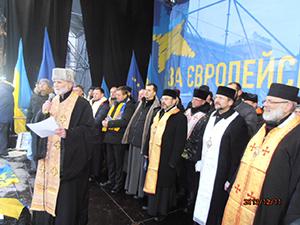 Crește numărul credincioșilor Bisericii Greco-Catolice din Ucraina