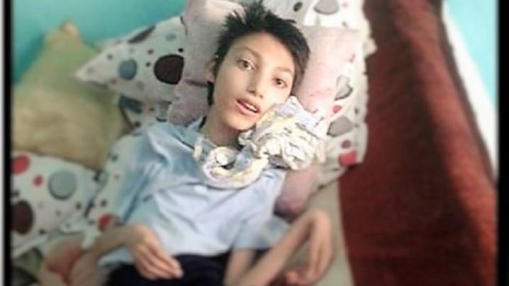 Andrei, înger în ceruri. Despre bucuria senină și valoarea oricărei vieți