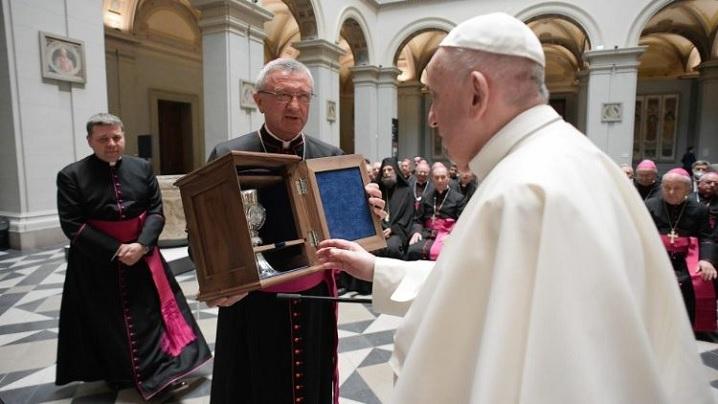 Budapesta. Papa Francisc, episcopilor ungari: Vestiți Evanghelia, fraternitatea și speranța!