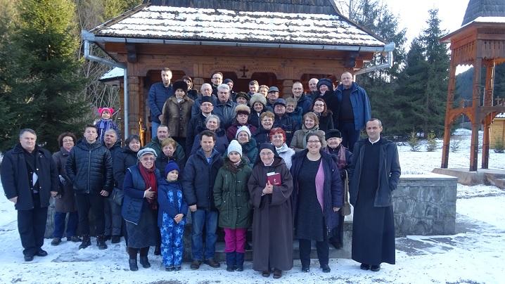 FOTO: Rugăciunea pentru Unitatea creștinilor la Stânceni