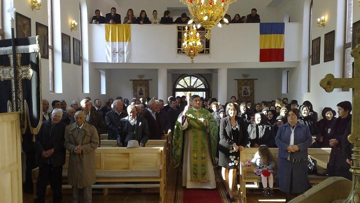 Vecernia și Utrenia Duminicii a XXIII-a după Rusalii