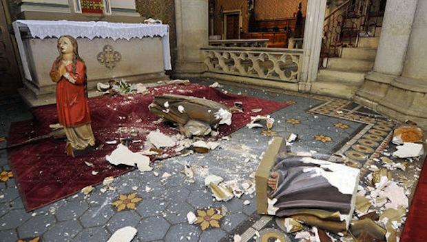 Europa: 241 de cazuri de intoleranță împotriva creștinilor în 2013