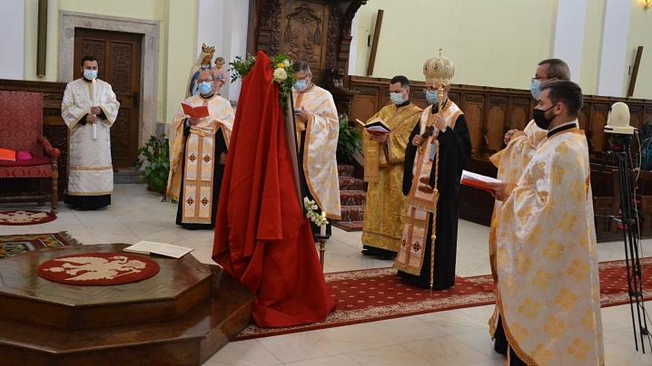 Blaj: Vecernia Sărbătorii Fericiților Episcopi Martiri Greco–Catolici Români
