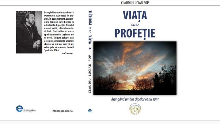 PS Claudiu: O nouă carte de meditații