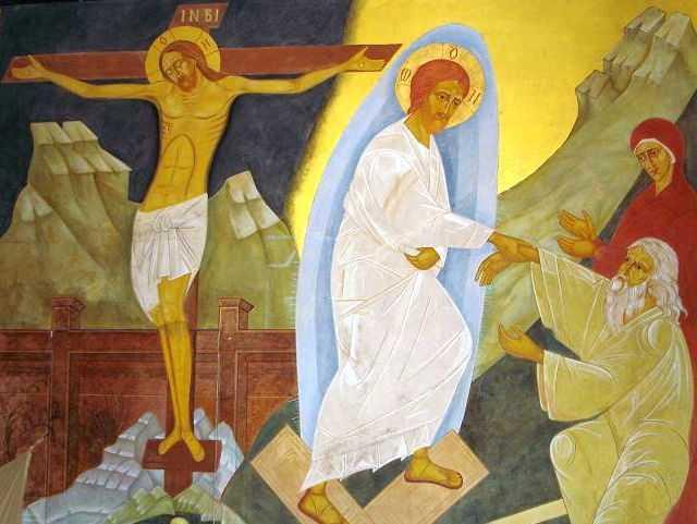 Atitudinea creştinului în faţa morţii şi a învierii