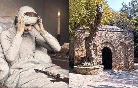 Fericita Anna Emmerick a facut posibilă găsirea ruinelor casei Fecioarei Maria în Efes