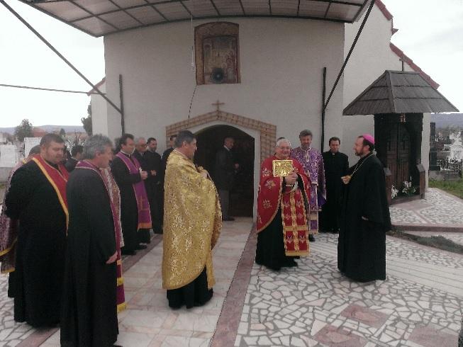 Întâlnirea preoților din protopopiatele Aiud, Alba-Iulia, Ocna Mureș si Sebeș