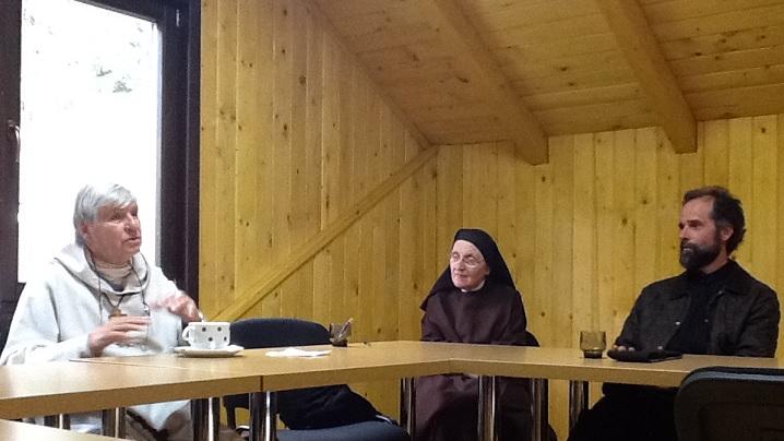 ANUNȚ:  Părintele Daniel Ange la Stânceni
