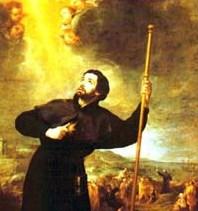 Sfântul Francisc Xaveriu