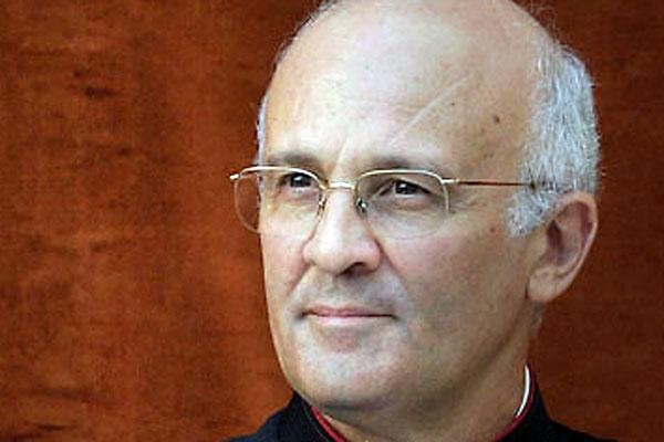 Papa Francisc și-a numit secretarul personal