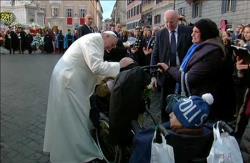 Mesajul Papei Francisc pentru Ziua mondială a păcii 2014