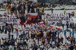 Mesajul Papei Francisc pentru Ziua Mondială a Tinerilor 2014