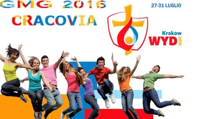 Tineri în pelerinaj pe jos spre Ziua Tineretului de la Cracovia