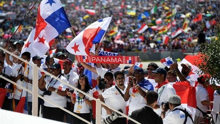 Tineri din România la  Ziua Mondială a Tineretului din Panama
